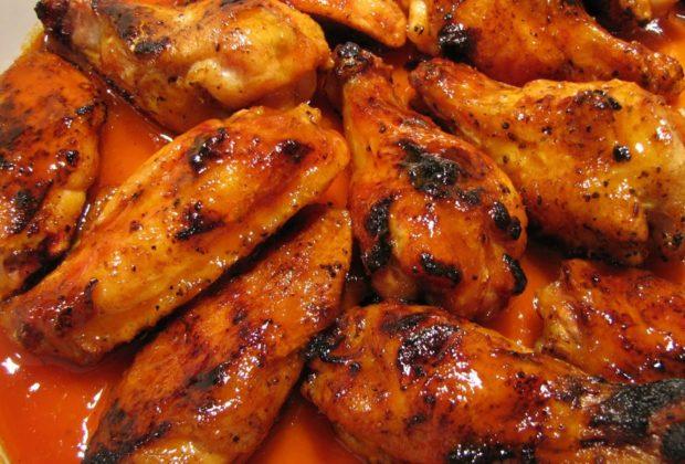Рецепт жареной курицы в мультиварке