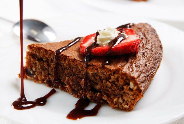 Кекс шоколадный рецепт в мультиварке